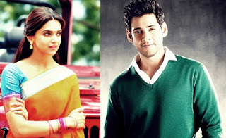 Bollywood Deepika Padukone Thank Tollywood Mahesh Babu