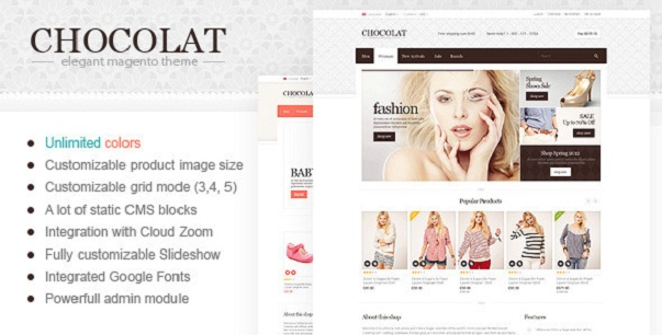 Best Magento Themes Aimed at Converting User Into Lifelong Visitor