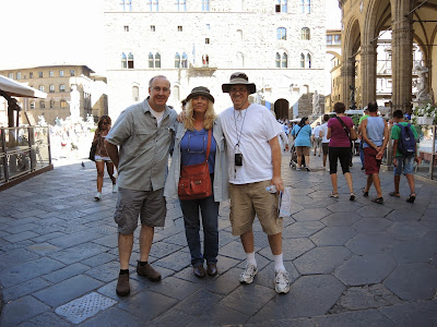 Alfredo Tofanelli, Carole Gray-Weihman & Ray ROberts