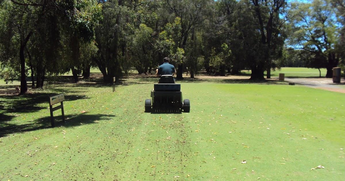Capel golf course maintenance