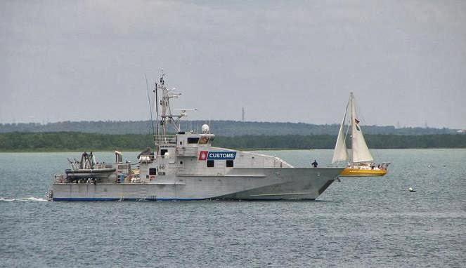 TNI AL - Australia Tak Paham Aturan Perbatasan, Tak Masuk Akal