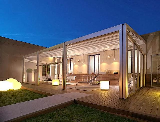 Consejos sobre la iluminación de exterior