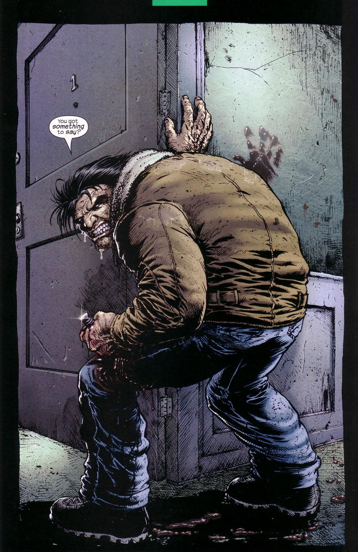 Read online Wolverine (2003) comic -  Issue #1 - 9