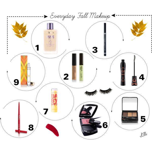 Everyday Fall Makeup