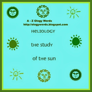 SUN,HELIOLOGY
