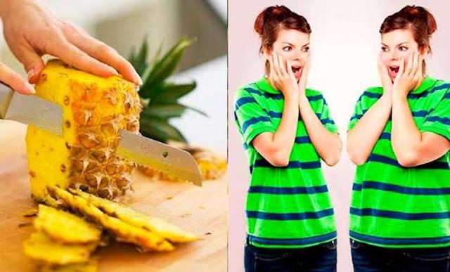 Conoce la dieta de la piña para adelgazar 5 kilos (11 libras) en tres días. Realmente funciona!!