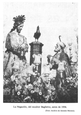 Negación de Baglietto, antes de 1936