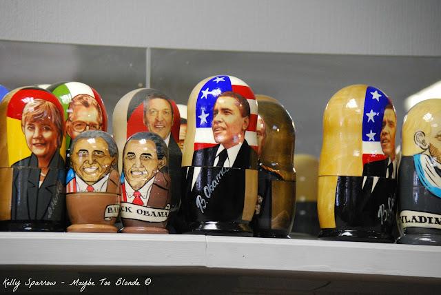 Barack Obama nesting doll