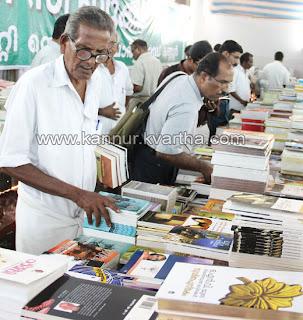 Book-sales in Kannur