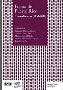 Poesía de Puerto Rico Cinco Décadas, 1950-2000 - Antología (GRATIS PDF)