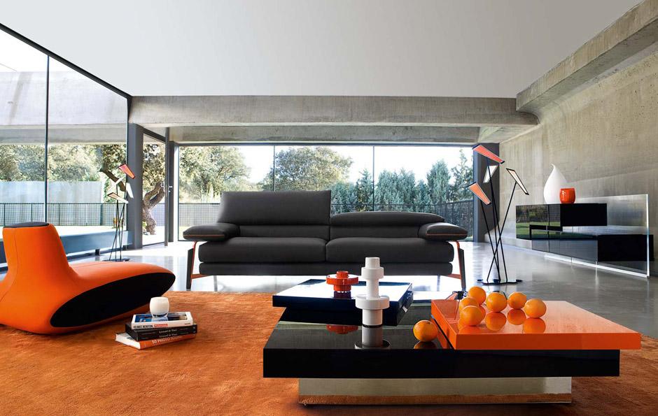 Fotos de Salas Contemporáneas por Roche Bobois | Ideas para decorar ...