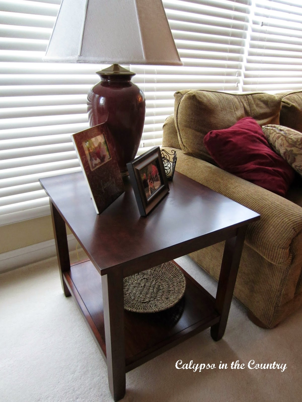 Home Goods Coffee Table Calypso In The Country End Table Upgrade