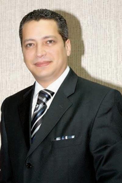 المذيع المصري تامر أمين