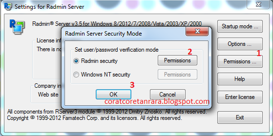 radmin crack 3.4 windows 7