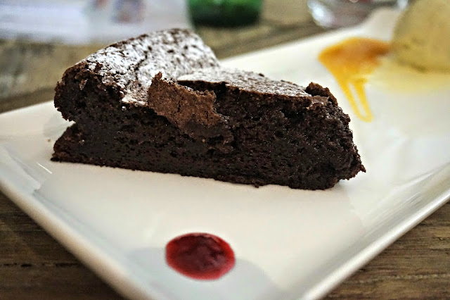 Underground Cookery School - Chocolate Torte