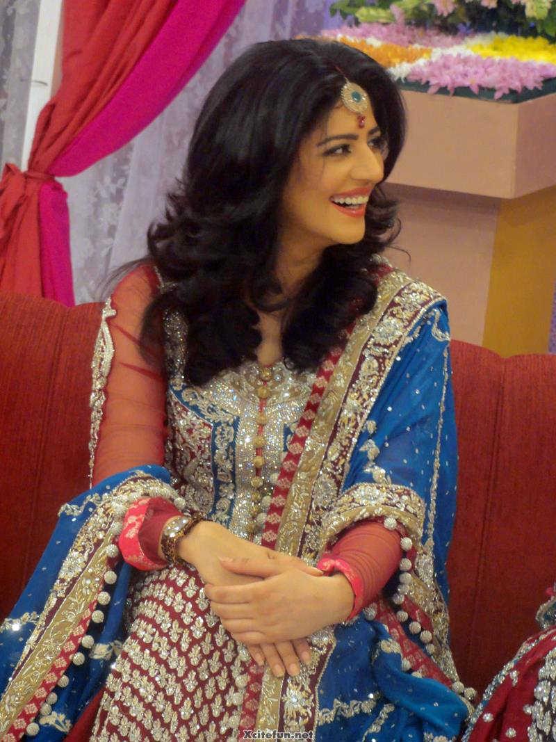 fazila qazi nadia hussain tehreem rabab in bridal look