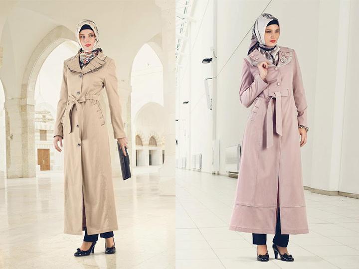 Model Jas Muslimah Yang Elegan Tutorial Hijab