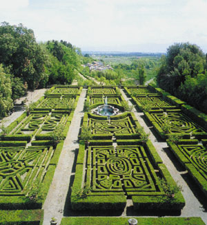 Verde progetto il giardino all 39 italiana - Giardino all italiana ...