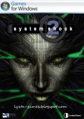 System Shock 2 PC Cover