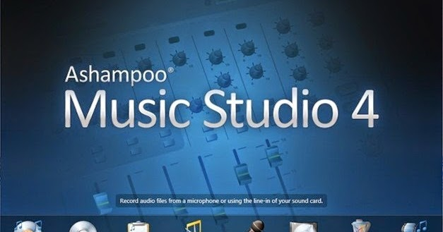 Ashampoo Music Studio 4 Free Download Full Version With