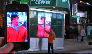 Hack Times Square Video Screens With iPhone