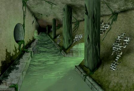 Mơ xuống hầm cống của bạn Hiệp