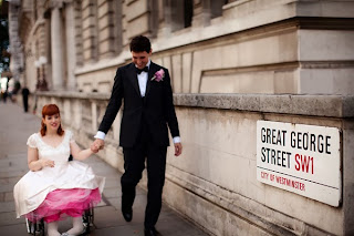 One Great Bride and Groom: Accessible facilities Great George Street