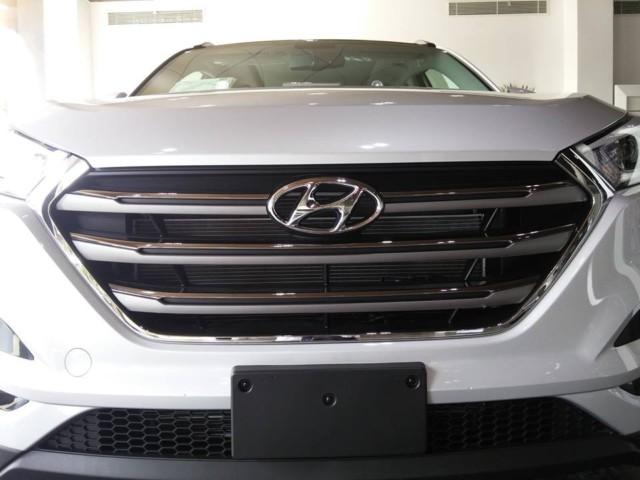 Xe Hyundai Tucson cạnh tranh trực tiếp với Honda Crv 05