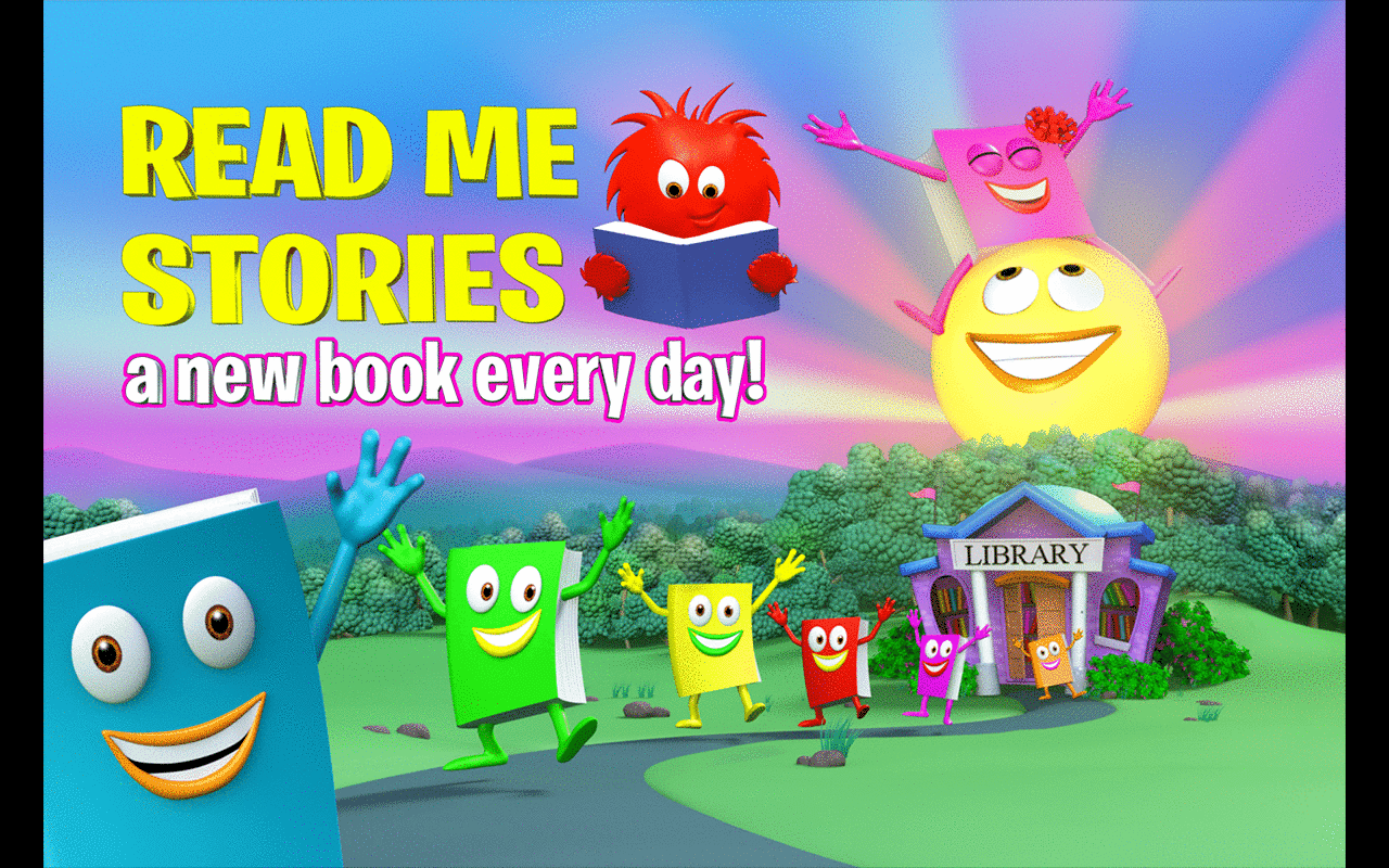Triberr Read me stories App