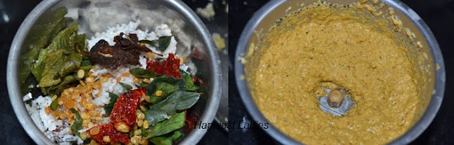 Sambar balli or Indian Borage chutney + easy snacks