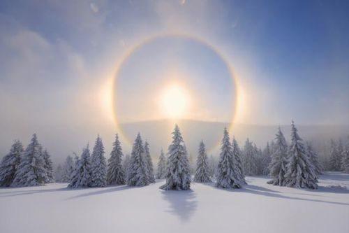 Zimní slunovratová meditace