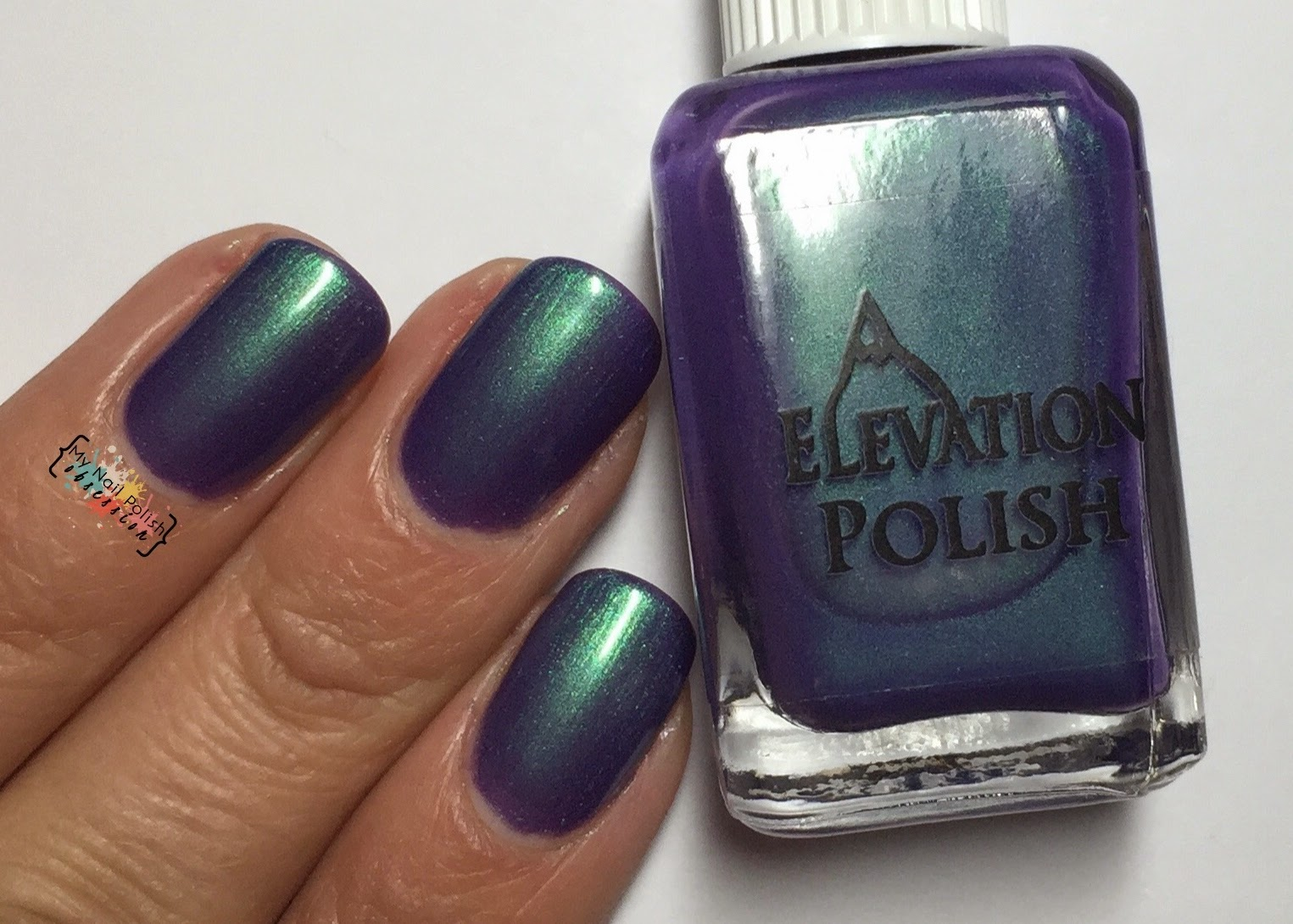 Elevation Polish Pic de Subenuix