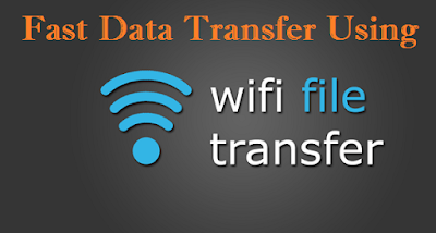 How To Transfer Mobile Data Through wifi to computer / Laptop