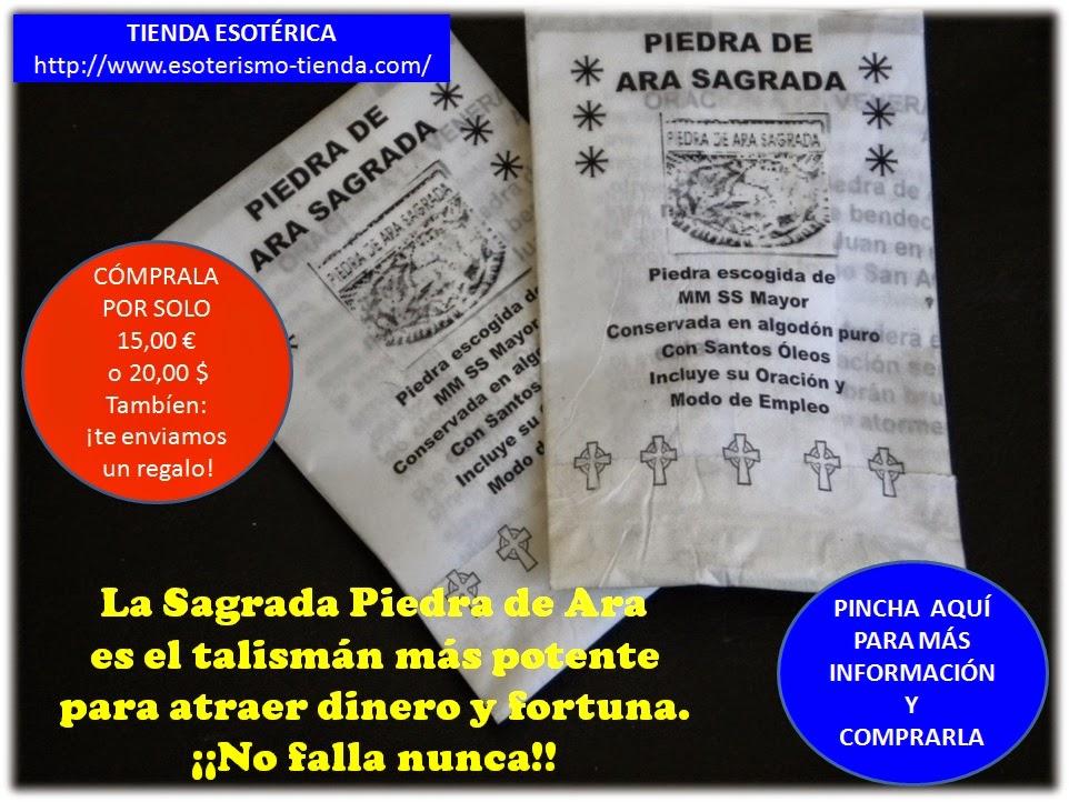 COMPRA EL PODEROSO TALISMÁN SAGRADA PIEDRA DE ARA PARA ATRAER DINERO Y AMOR A TU VIDA