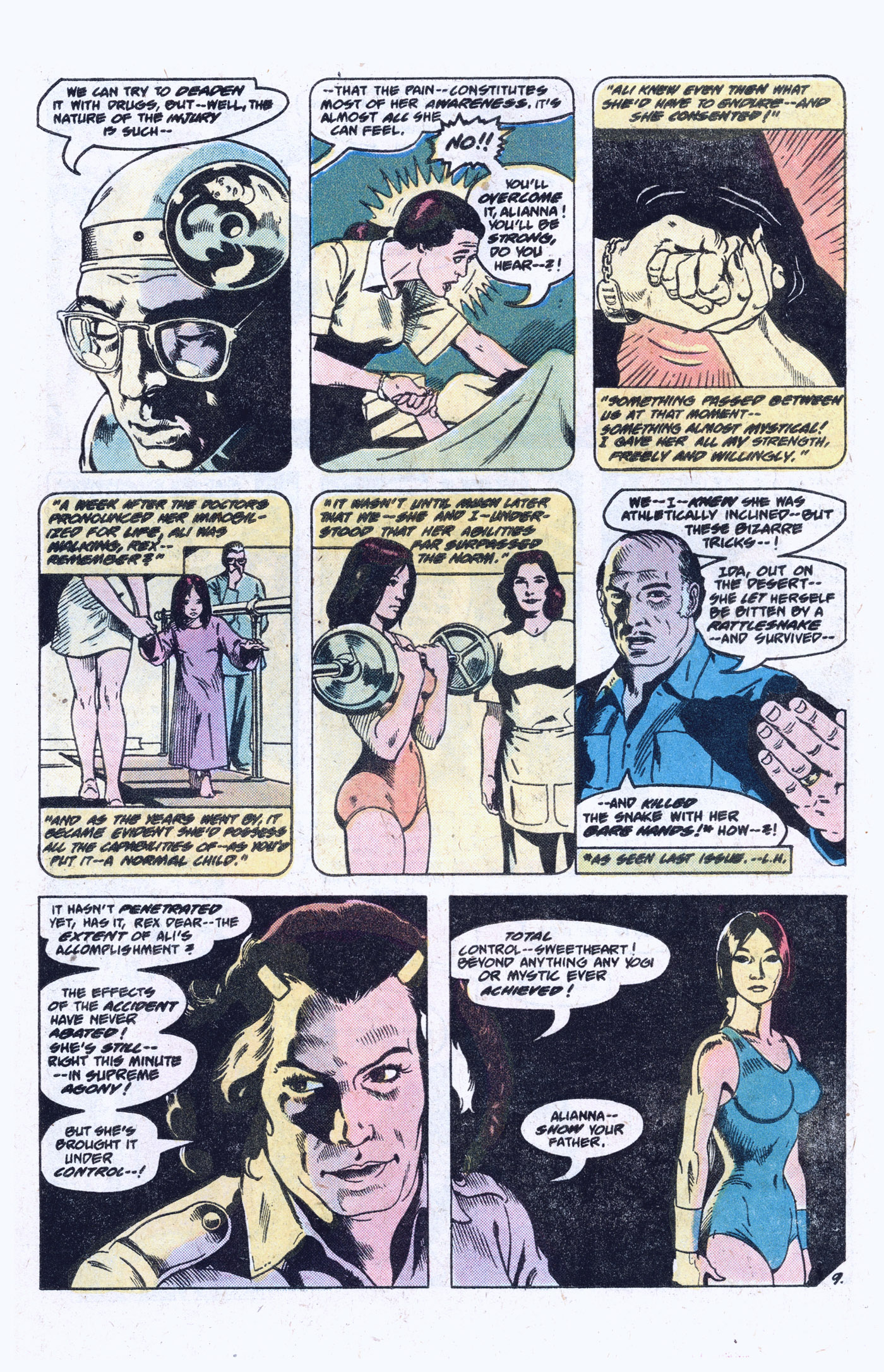 Mister Miracle (1971) #25 #31 - English 10