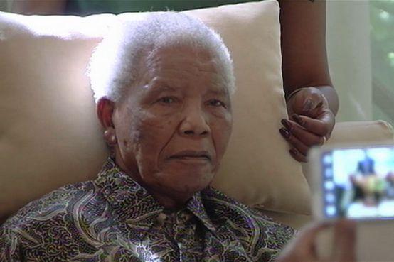 Nelson Mandela's health