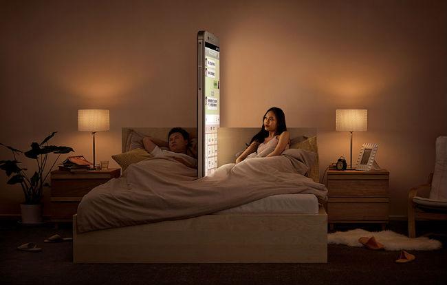 dependenta de smartphone parinte copil campanie ogilvy 2