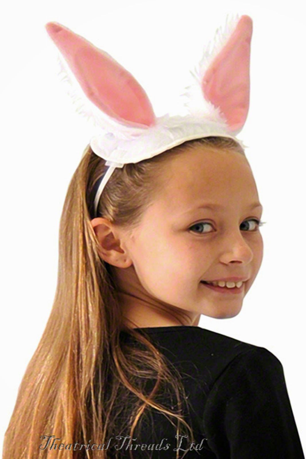 Kids Easter Bunny Costume Rabbit Ears and Tail Theatrical Threads Ltd