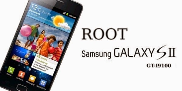 How to Root Galaxy S2 (I9100)