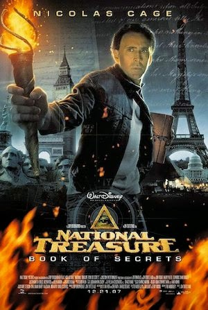 Watch National Treasure: Book of Secrets (2007)