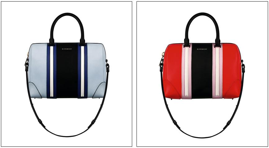 Top 5 Women's Handbags For Summer 2013: Givenchy Lucrezia Touch Handbags