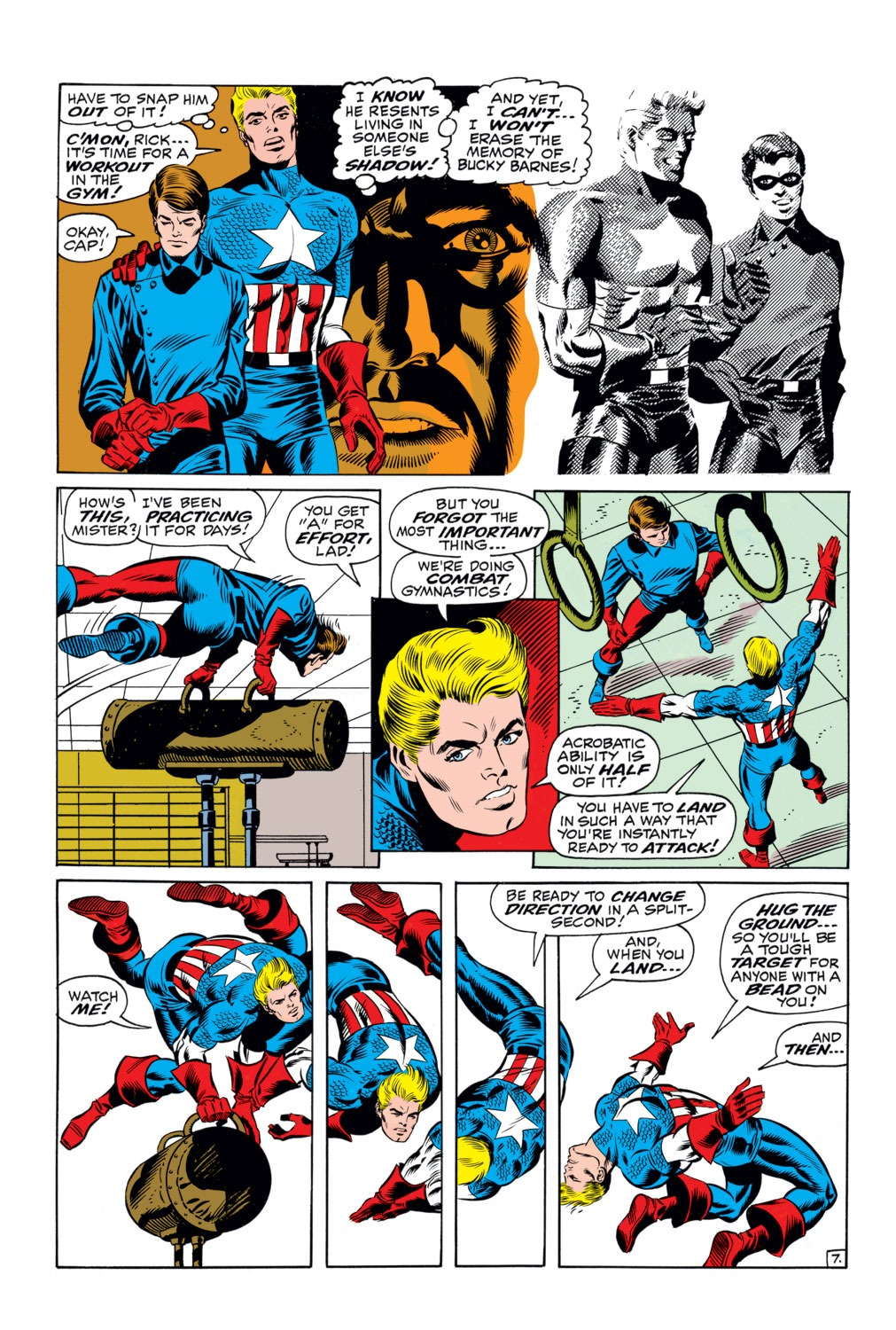 Captain America (1968) Issue #111 #25 - English 7