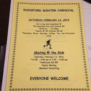 image  Dusford Kawartha Lakes Winter Carnival poster