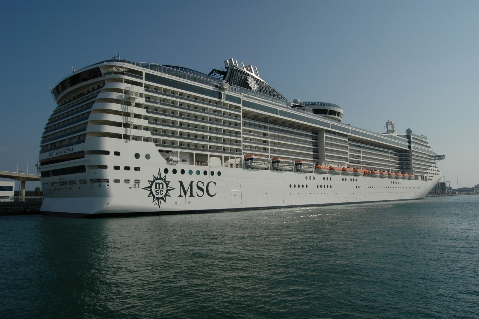 NAVIGATIONCruising And Maritime Themes MSC CRUISES The