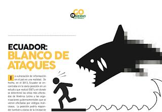 Seguridad gubernamental, sus retos y sus avances en Ecuador