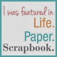 Life. Paper.Scrapbook
