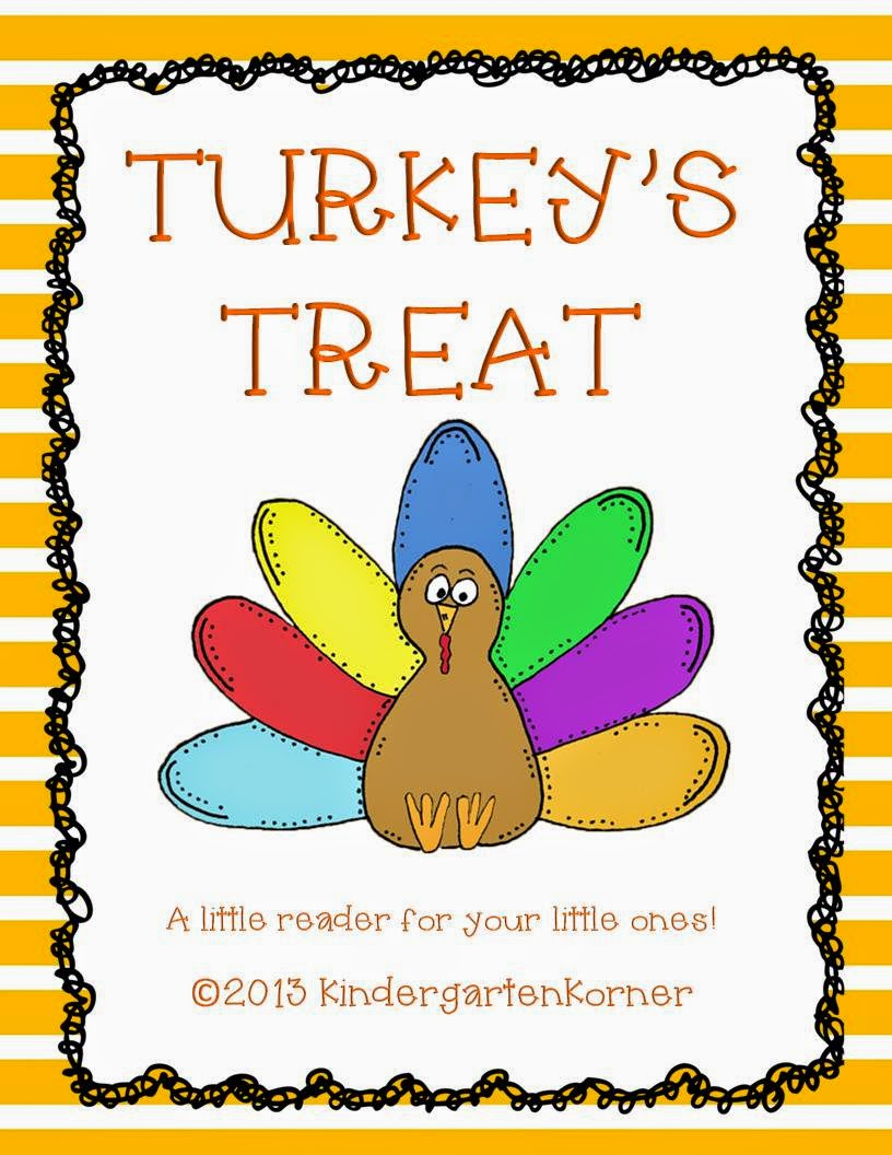 http://www.teacherspayteachers.com/Product/Turkey-Treat-Little-Reader-405914