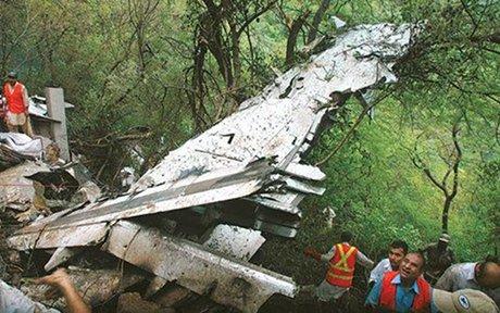 Kecelakaan Pesawat Sukhoi Di Gunung Salak