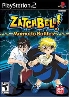 Zatch Bell Mamodo Battles PS2