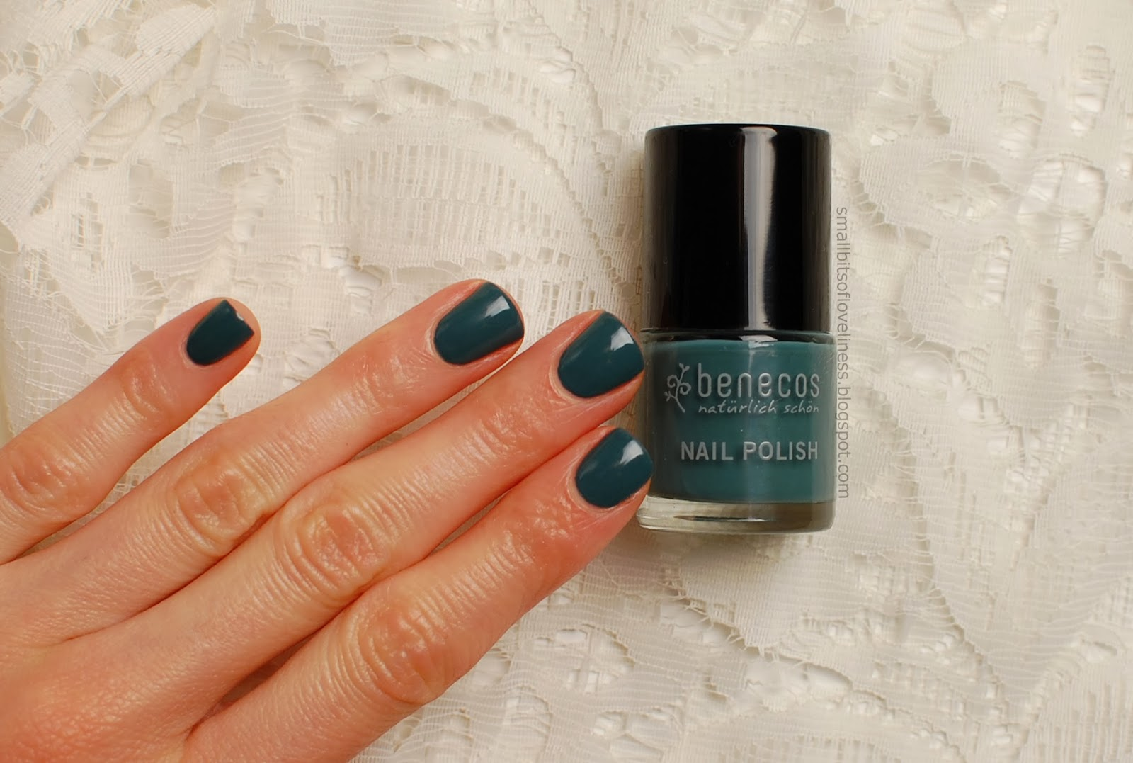 Benecos Nail polish Pepper Green
